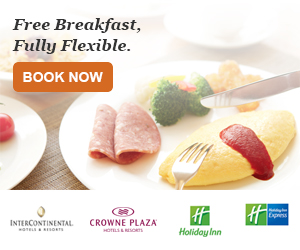 Intercontinental Hotel Group - Holiday Inns - Crowne Plaza - beat any price offers