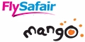 Get results from all the major and low cost carriers - such as Mango, SAA, 1Time and Kulula - in one place to compare prices.